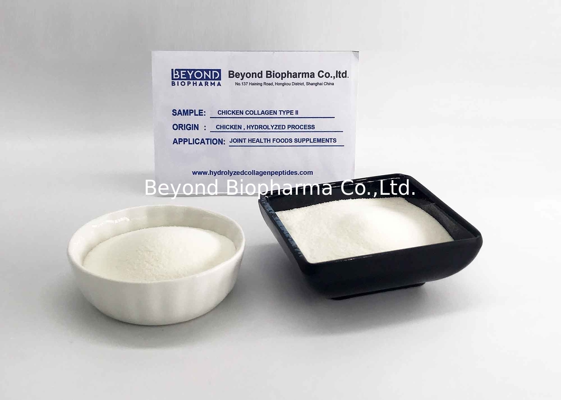 Hydrolyzed Type ii Collagen Powder / White Chicken Collagen Powder