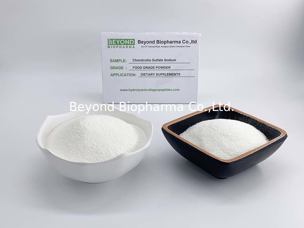 Pharma Grade 95% Chondroitin Sulfate Bovine Sodium For Drug Products